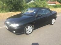 2001 RENAULT MEGANE Privilege Plus Ide 16v Sports