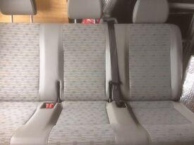 VW Triple seat