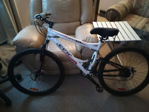 CCM 6061 Aluminum Dual Suspension Mountain Bike