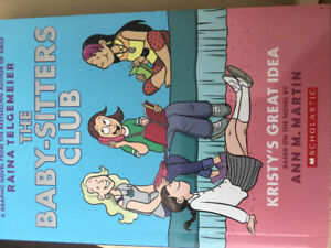 The Baby-Sitters Club - Kristy's Great Idea