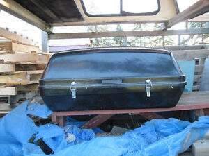 Cargo box off of small trailer Kitchener / Waterloo Kitchener Area image 1