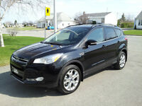 2013 Ford Escape SEL, CUIR, groupe remorquage