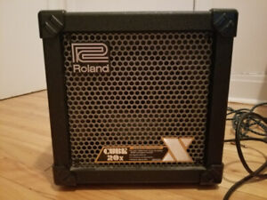 Roland Cube 20X Amplifier (Used)