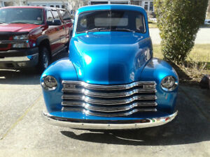 1953 Chevy 3100 custom truck asking 78,900