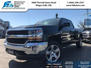 "2016 Chevrolet Silverado 1500 LT  5.3L,4X4,HEATED SEATS,20""ALLOY"