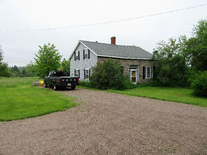 3 Bedroom on 40 plus Acres....Garage With Pit