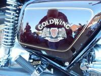 HONDA GL1000 LTD GOLD WING MOTORCYCLE