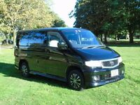 Beautiful Mazda Bongo campervan. One owner since professional conversion by Andy's of Norwich