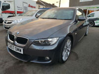 "2008MY BMW 320 2.0i M Sport Convertible * Only 48k Miles * 19"" Alloys * Stunning"