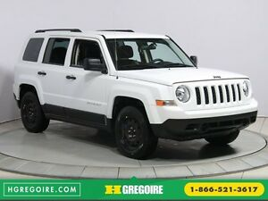 2015 Jeep Patriot SPORT AUTO A/C CUIR