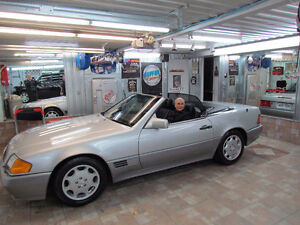 1992 Mercedes-Benz 300-Series 300SL Cabriolet