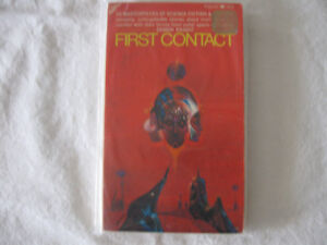 First Contact Sci-Fi collection edited by Damon Knight 1973
