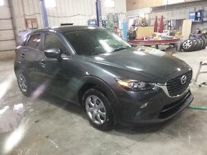2016 Mazda cx-3 awd VUS 17000 km