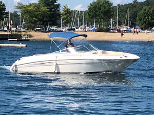 Large selection of pre-owned boats at Canadian Boat Sales
