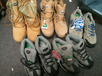 Brand New/Unworn Ladies CSA Certified Safety/Work Shoes/Boots