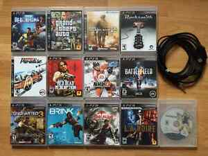 PS3 Games (Used)