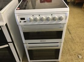 Hotpoint 50 cm Electric Cooker