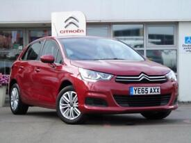 2015 CITROEN C4 1.6 BlueHDi Feel 5dr