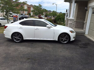 2008 Lexus IS IS250 Sedan AS IS $8,699