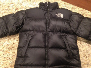 NORTH FACE DOWN PUFFER JACKET Mens S