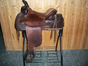 15 inch pleasure saddle
