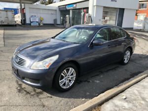Infiniti G37x Luxury AWD 2009