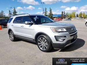 2017 Ford Explorer Platinum  - $332.26 B/W