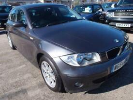 2005 54 BMW 1 SERIES 2.0 120I SE 5D AUTO 148 BHP