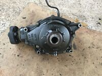 BMW X5 front differential diff