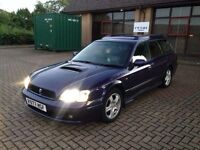SUBARU LEGACY 2.0 GT TWIN TURBO