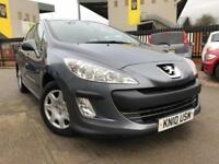 2010 Peugeot 308 S 1.6HDI Diesel ** Low Mileage ** £30 Road TAX ** Cheap To Run