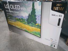 TV LG OLED 65INCH OLED65G16LA BRAND NEW