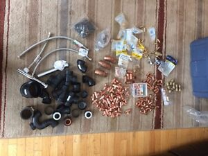 MISCELLANEOUS PLUMBING ACCESSORIES FOR SALE