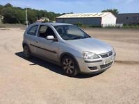 Vauxhall Corsa 1.2i 16v SXi+ 3 DOOR - 2005 55-REG - 7 MONTHS MOT