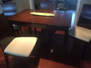 Kitchen table set