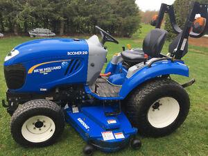Tracteur,pelouse,compact,diesel