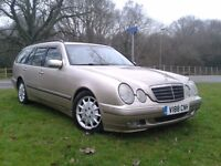 Mercedes E320 CDI - 'ELEGANCE' Estate - All Extras - Leather - Turbo Diesel - Top Of The Range