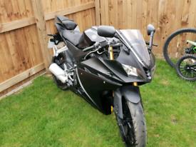 Yamaha Yzfr 125cc, ABS, 2016