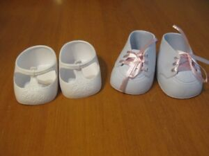 CABBAGE PATCH KIDS SHOES 2 pairs