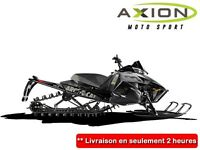 2016 Arctic Cat M 8000 LIMITED ES (153) 60,60$/SEMAINE