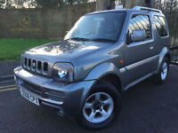 2008 08 SUZUKI JIMNY 1.3 JLX+ WITH BLACK LEATHER INTERIOR