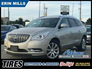 2013 Buick Enclave AWD Navi Vent Seats Dual Roof 20-Inch Wheels 
