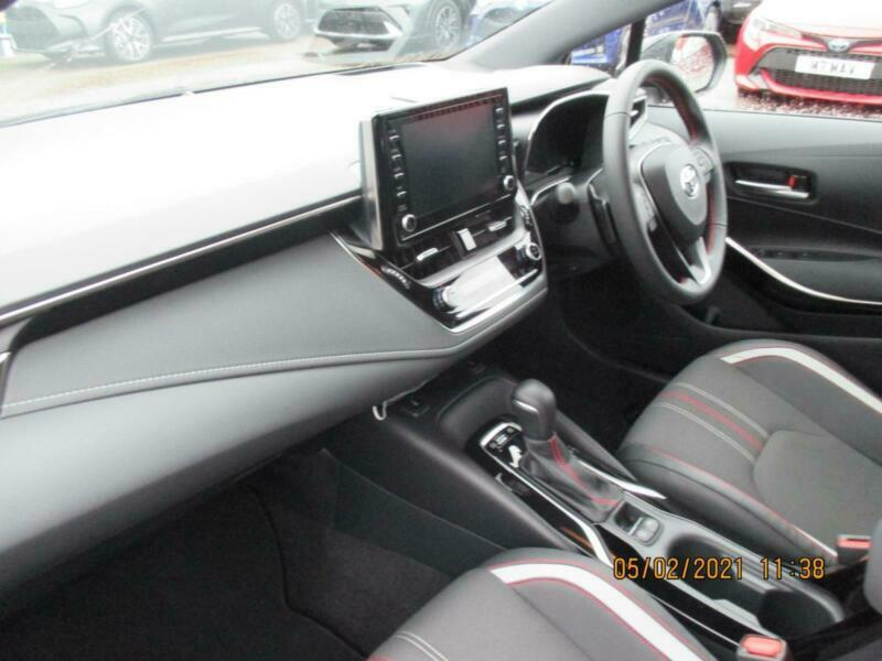 2020 Toyota Corolla 2.0 VVT-i Hybrid GR Sport 5dr CVT HATCHBACK Petrol/Electric