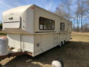 1988 27ft Hi-Lo camper
