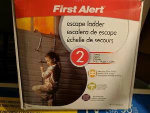Emergency escape - Fire ladder