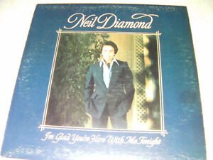 Neil Diamond on vinyl