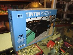 TINTIN 1000 Piece Puzzle For Sale