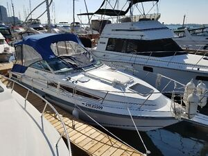 Great family cabin cruiser 27'