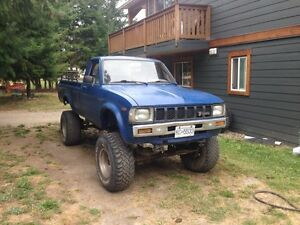 1983 Toyota Pick Up 4x4
