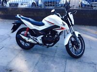 Honda CB125F 125cc Motorbike Scooter